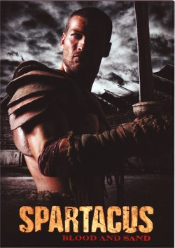 Spartacus: Blood and Sand Trading Card Box