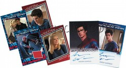 The Amazing Spider-Man (Spiderman) Movie Series 1 Trading Cards Set