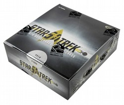 Star Trek: 50th Anniversary Trading Cards Box