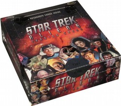 Star Trek: Aliens Trading Cards Box