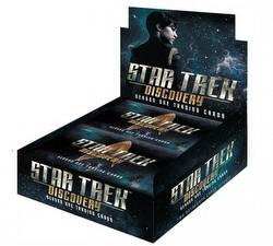 Star Trek: Discovery Season One Trading Cards Box