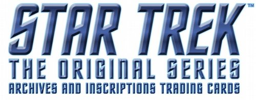 Star Trek: The Original Series Archives and Inscriptions Trading Cards Box