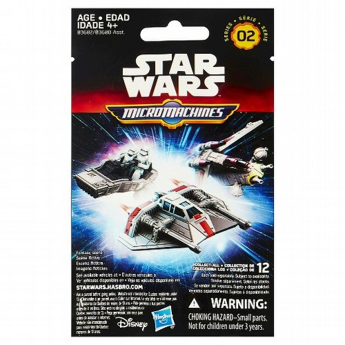 Star Wars Micromachines Blind Bags Series 2 Pack