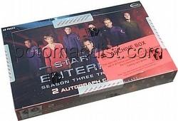 Star Trek Enterprise Season 3 Archive Box