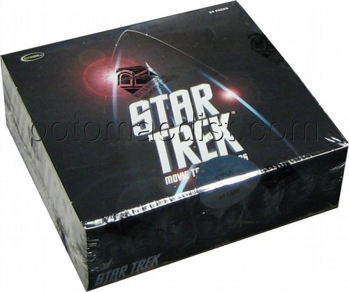 Star Trek Movie Trading Card Box [Rittenhouse/2009]