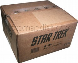 Star Trek Movie Trading Card Box Case [Rittenhouse/2009/12 boxes]