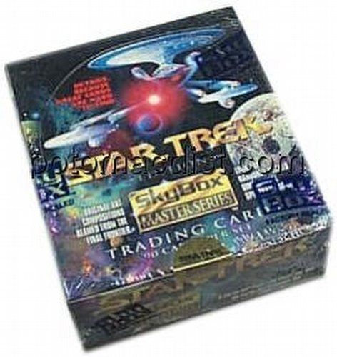 Star Trek Master Series 1 Box