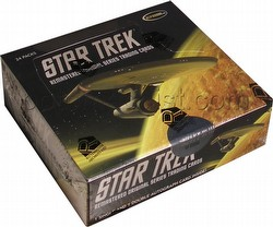 Star Trek: The Remastered Original Series Trading Cards Box