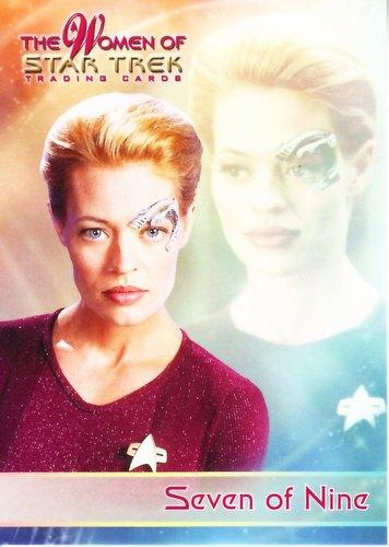 Women of Star Trek Trading Cards Box Case [12 boxes]