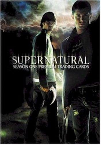 Supernatural Season 1 Trading Cards Box Case [10 boxes]