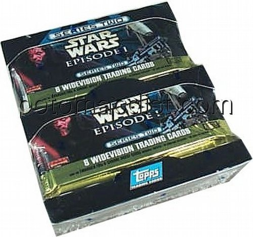 Star Wars Episode 1 Series 2 Widevision [Retail/24 packs]
