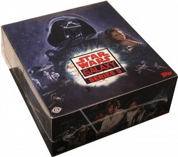 Star Wars Galaxy Series 5 Trading Cards Box [Hobby]