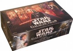 Star Wars Galactic Files Trading Card Box [Hobby]