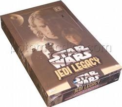 Star Wars Jedi Legacy Trading Card Box [Hobby]
