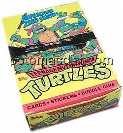 Teenage Mutant Ninja Turtles 2 Box