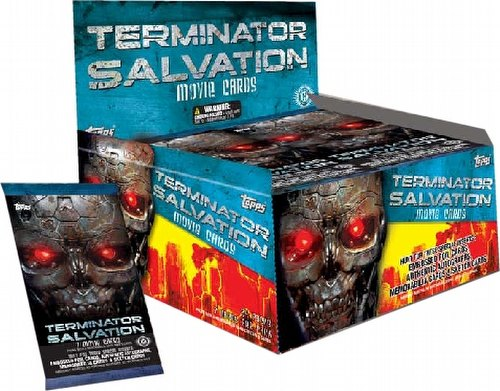 Terminator Salvation Trading Cards Box [Hobby]