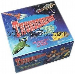 Thunderbirds (Comic Images) Box