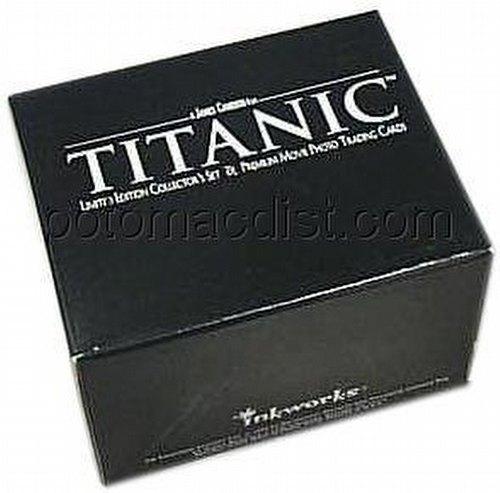 Titanic Factory Set (Inkworks)