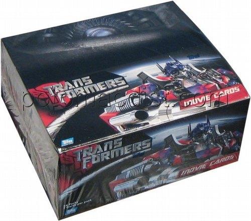 Transformers Movie Trading Cards Box [Hobby]