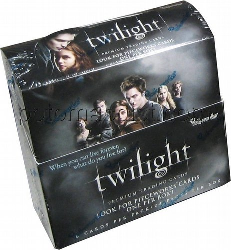 Twilight Premium Trading Cards Box [Hobby]