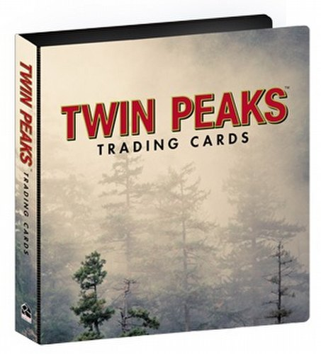 Twin Peaks Trading Card Binder Case [4 binders]
