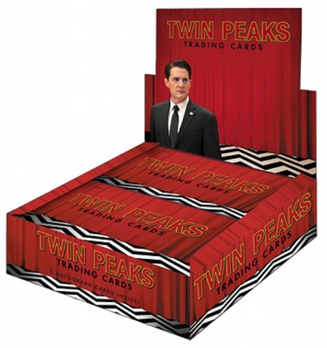 Twin Peaks Trading Cards Box