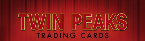 Twin Peaks Trading Card Binder Case [4 binders]
