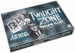 Twilight Zone Premiere Edition Box