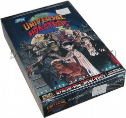 Universal Monsters Trading Cards Box [Topps]
