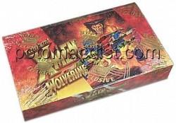 X-Men Ultra Wolverine Trading Cards Box