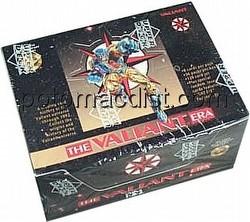 Valiant Series 1 Trading Cards Box