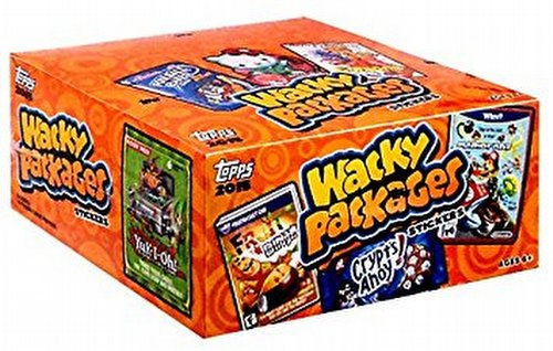 Wacky Packages 2015 Series 1 Stickers Box [Hobby]