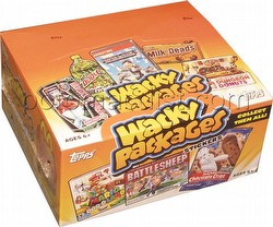 Wacky Packages All New Series 10 Stickers Box [2013/Hobby]