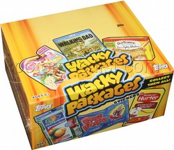 Wacky Packages All New Series 11 Stickers Box [Hobby]