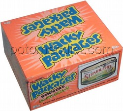 Wacky Packages All New Series 3 Stickers Box [Topps/2nd Wave/36 packs]