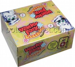 Wacky Pack Flashback 1 Stickers Box [Topps/Retail]