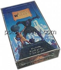 James Warhola Trading Cards Box