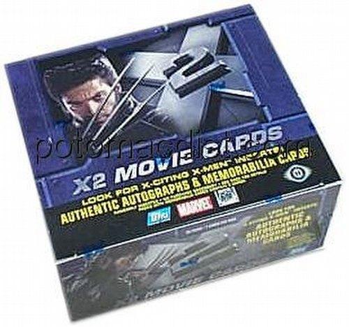 X-Men 2 Movie Trading Cards Box [Hobby]