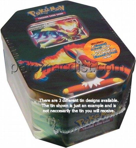 Pokemon TCG: 2007 Diamond & Pearl Collector's Tin