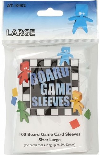 Arcane Tinmen  Large Board Game Sleeves Pack [59mm x 92mm]