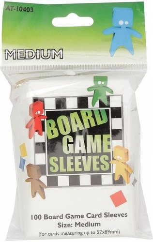 Arcane Tinmen  Medium Board Game Sleeves Box [57mm x 89mm]