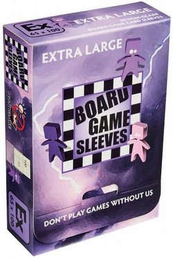 Arcane Tinmen Non-Glare Extra Large Board Game Sleeves Pack [65mm x 100mm]