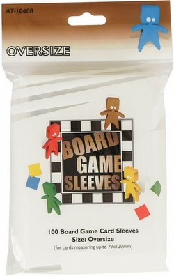 Arcane Tinmen  Oversize Board Game Sleeves Pack [79mm x 120mm]