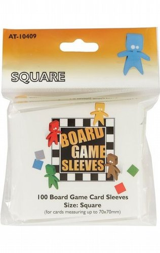 Arcane Tinmen  Square Board Game Sleeves Box [70mm x 70mm]
