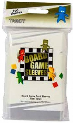 Arcane Tinmen Tarot Board Game Sleeves Pack [70mm x 120mm/2 packs]