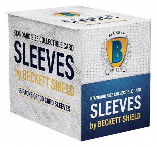 Beckett Shield: Standard Card Size Sleeves Box