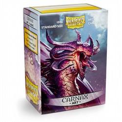 Dragon Shield Sleeves Box - Carnax Art