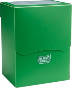 Dragon Shield Deck Shell (Deck Box) - Green