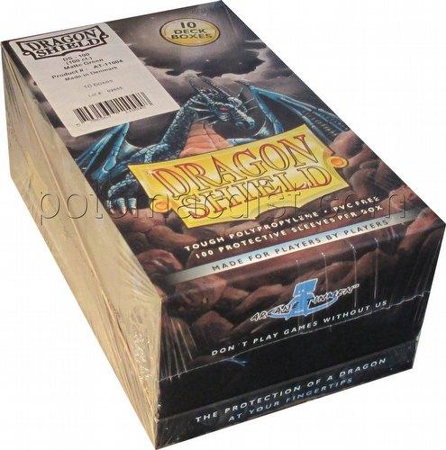 Dragon Shield Deck Protector Box - Matte Green