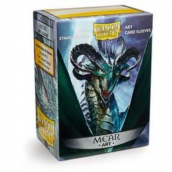 Dragon Shield Sleeves Box - Mear Art